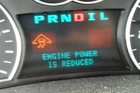 Reduced Engine Power Problem Fixed on FixMyOldRide