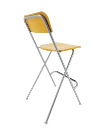 Bar Chair Bistro High Chair High Chair Wood Metal Chair