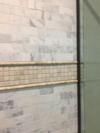 Marble Mosaic Tile Polished Genuin Stone Mosaic Flooring