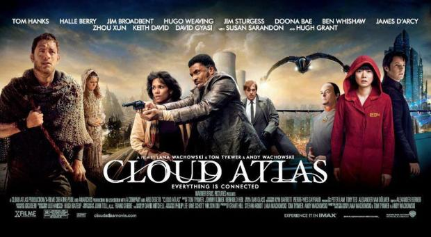 CLOUD ATLAS New Banner
