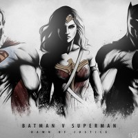 BATMAN V SUPERMAN - DAWN OF JUSTICE Character Posters