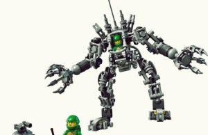 LEGO Exo Suit For All Your Space Exploration Fantasies