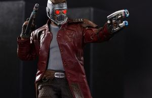 Hot Toys Star Lord Collectible Figure