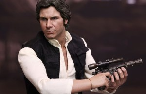 Hot Toys Han Solo Collectible Figure