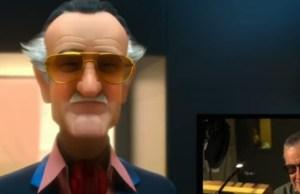 Big Hero 6 Stan Lee Cameo Featurette