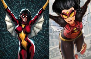 SPIDER-WOMAN New Costume (1)