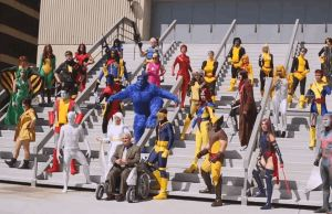 X-Men Epic Cosplay Collection Video