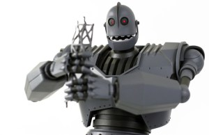 THE IRON GIANT Mondo Figure