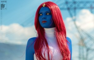 MYSTIQUE Cosplay by Rei-Doll