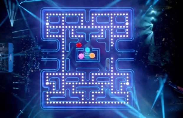 pac man bud light superbowl commercial