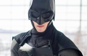 Functional Batman Combat Suit