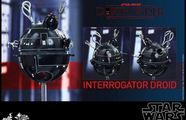 Hot Toys STAR WARS Interrogator Droid