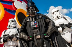STAR WARS Oceanic Adventure with Disney Cruise Lines