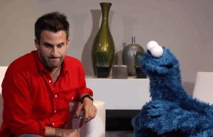 Cookie Monster Therapy Sessions