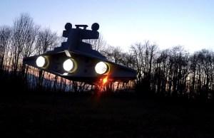 STAR WARS Imperial Star Destroyer Quadcopter
