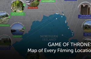 GAME OF THRONES Every Filming Location