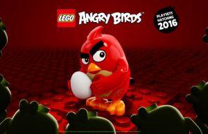 LEGO Angry Bird