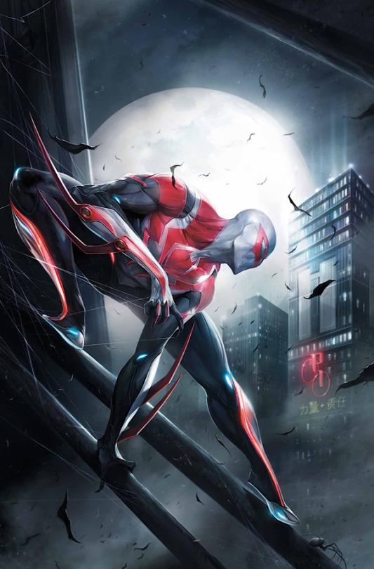 3 Badass New Spider-Man Comic Book Covers