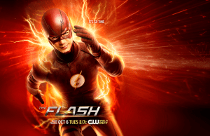 THE FLASH Season 2 New Poster