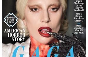 American Horror Story: Hotel's Lady Gaga