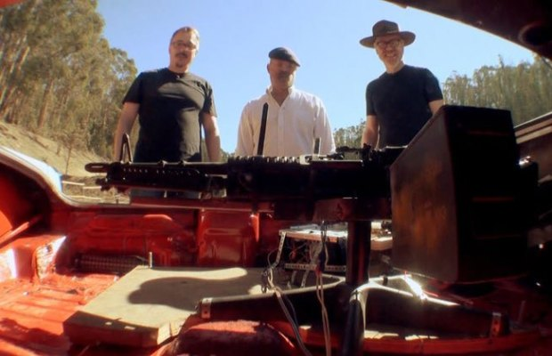 'The Gun' from the Breaking Bad Series Finale Tested By MythBusters