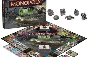 Cthulhu-Inspired Monopoly and Yahtzee