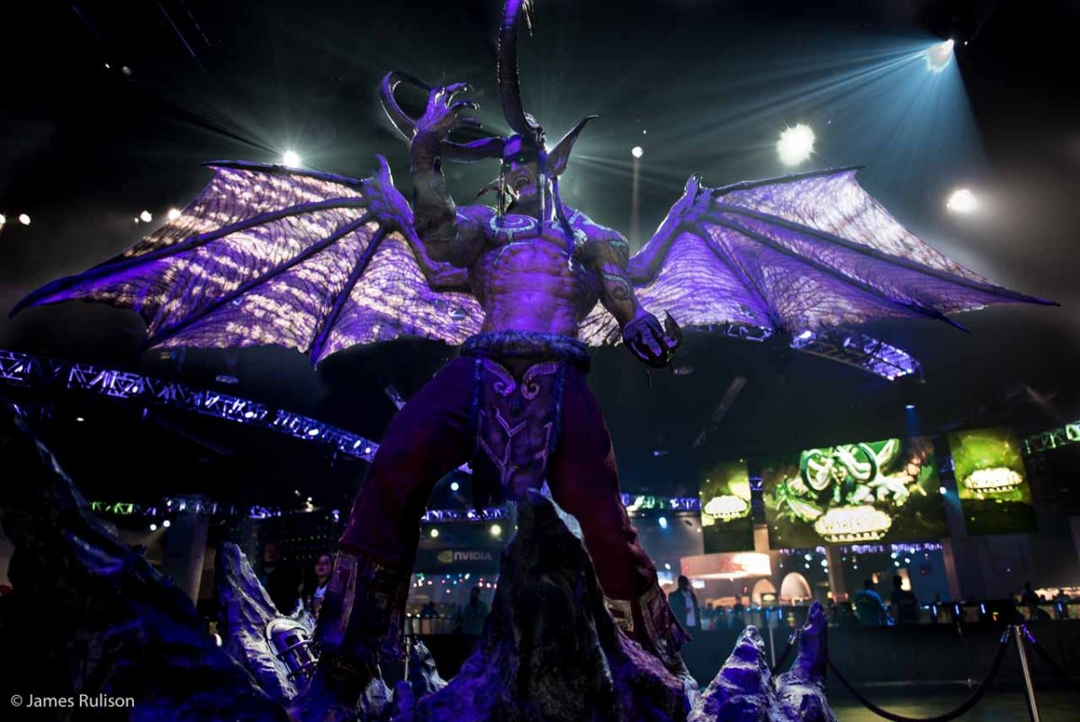 44 Strikingly Cool BlizzCon 2015 Cosplay Photos