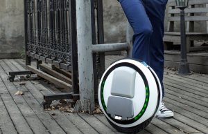 Self Balancing Unicycle Electric Scooter