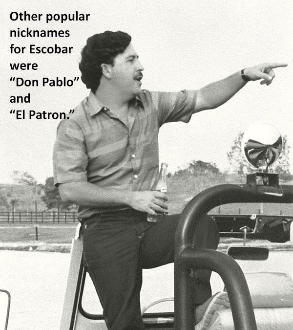 Related Items Facts About Pablo Escobar featured narcos Pablo Escobar ...