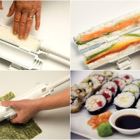 Sushi Bazooka, Incredible Gadget For Sushi Lovers