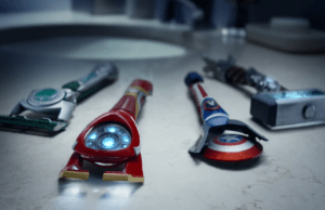 Gillette Superhero Razors with Avengers Inspired Technology