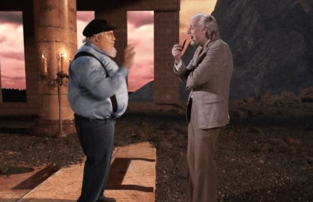 Epic Rap Battle With J.R.R. Tolkien And George R.R. Martin