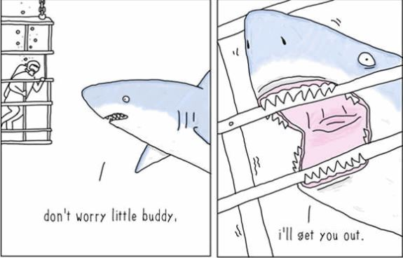 16 Comic Strips 'If Animals Could Talk'