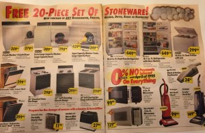 Best Buy Flyer from The 90s