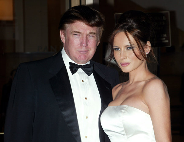 17 Words Of Wisdom From Donald Trump About Marriage