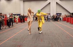 Dance Scene From THE MASK