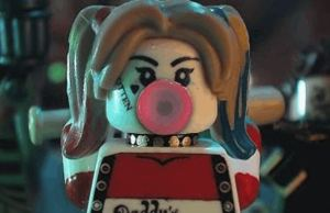 LEGO Stop-Motion Animation Created For The Suicide Squad TV Spot