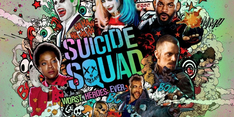 Top 5 Suicide Squad Costumes