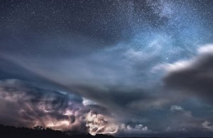 Stars and Mysterious Storms in Finland