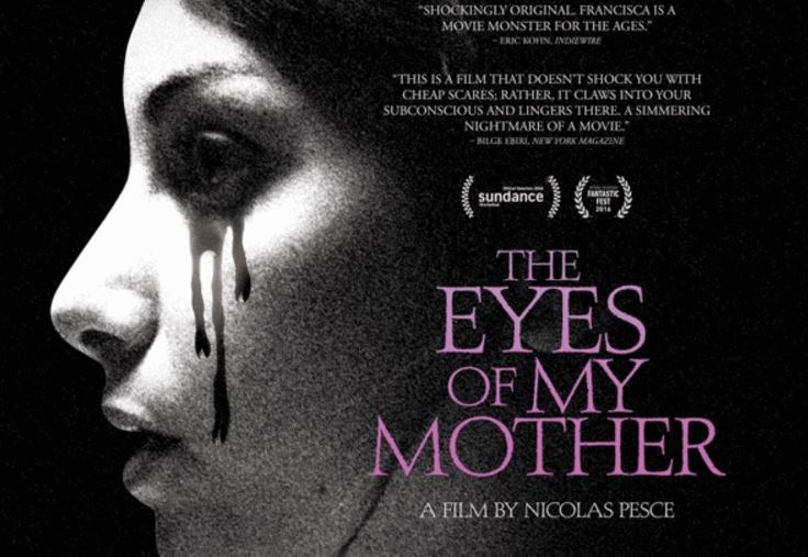 Horror Thriller THE EYES OF MY MOTHER Haunting Trailer