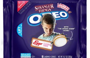 STRANGER THINGS-Inspired Oreos