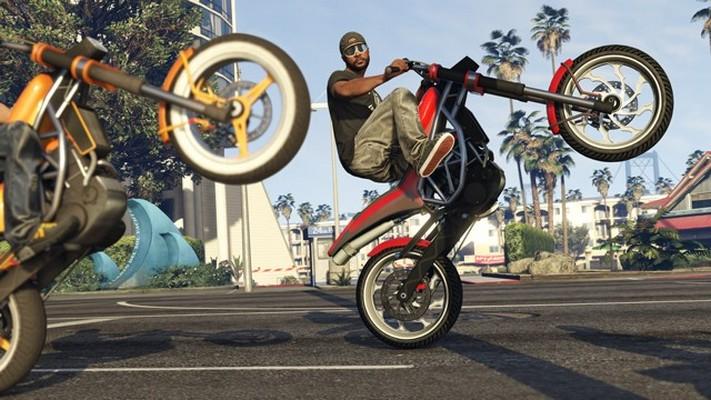 GTA Online Biker DLC Release Date Announced
