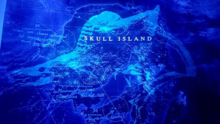 Mysterious Monster Of Skull Island Revealed!
