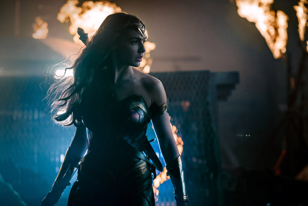 Wonder Woman New Photo From Justice League