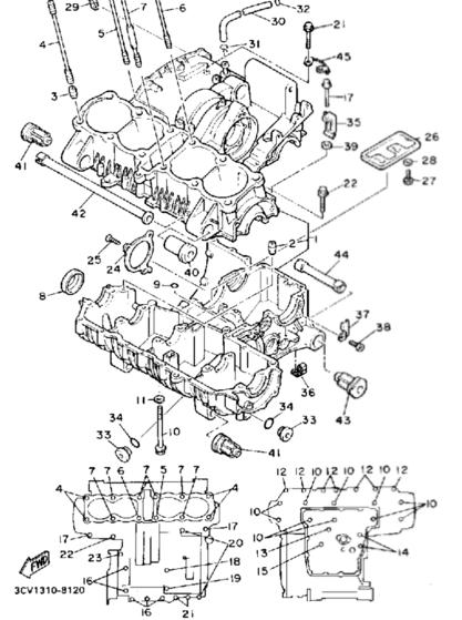 1989 yamaha fj1200 wiring diagram