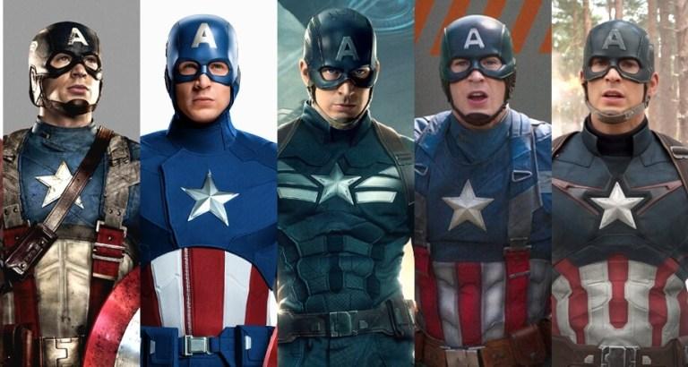 Captain America Costumes Helmet Boots And Merchandise