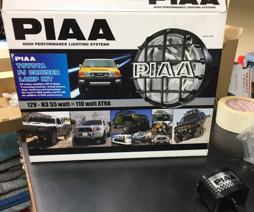 Piaa 510 Wiring Harness Diagram - Wiring Solutions