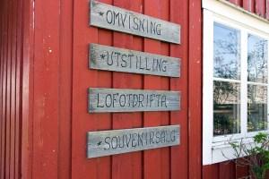 Museet Kystens Arv på Stadsbygda i Rissa