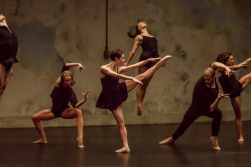 Sydney Dance Company's Frame of Mind. Photo by Peter Greig