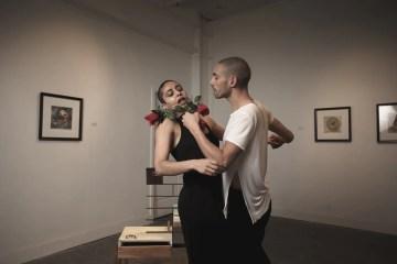 Danielle Agami and Thibaut Eiferman. Photograph byScott Simock